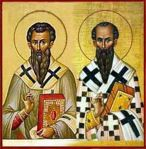 San Basilio y San Gregorio