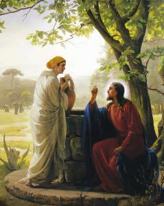Si conocieras el don de Dios y quién es el que te pide de beber