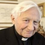 Mons. Georg Ratzinger