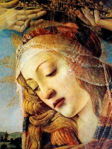 Virgen María, flor de las flores