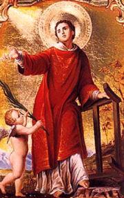 San Lorenzo, diácono y mártir de Roma