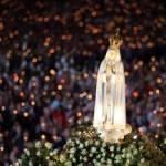 Imagen de la Virgen de Fátima