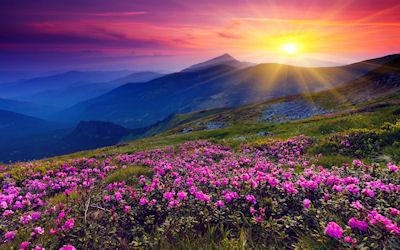 sun-shining-over-hills-1920x1200-wallpaper-amanecer-en-las-colinas-y-montañas------s