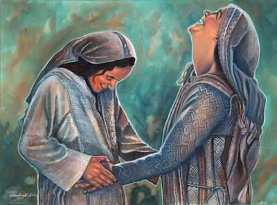 La alegría de las madres que colaboran en los planes de Dios