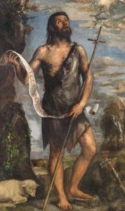 Los discípulos entendieron que se refería a Juan el Bautista