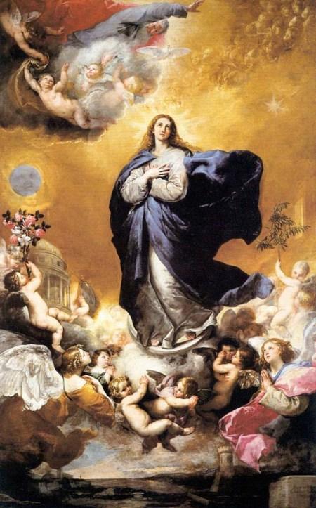 Inmaculada Concepción - José de Ribera (1591-1652) - Lo Sagnoletto