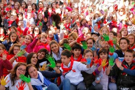 La Jornada de la Infancia Misionera se celebrará el próximo domingo 26 de enero