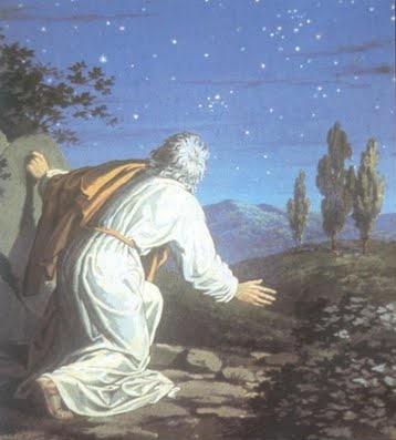 Postrarse como Abrahán, he ahí la actitud justa ante Dios