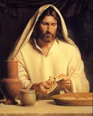 Yo soy el Pan de Vida que ha bajado del Cielo