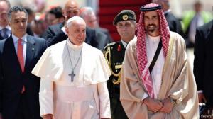El Papa Francisco en su peregrinación a Tierra Santa