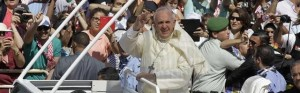 El Papa Francisco en Tierra Santa