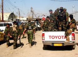 Milicias del Estado Islámico