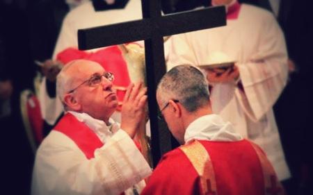 Para Francisco ante Cruz