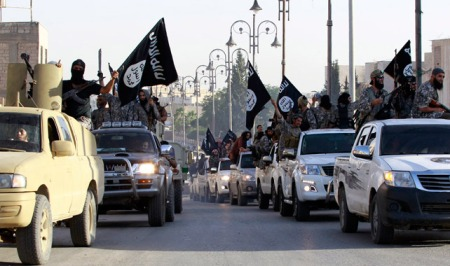 Combatientes yahadistas