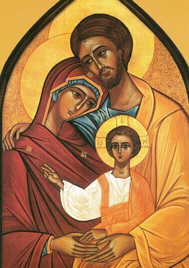 Lo primero que santificó Jesús con su presencia fue un hogar