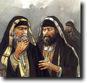 Tened cuidado con la levadura de los fariseos
