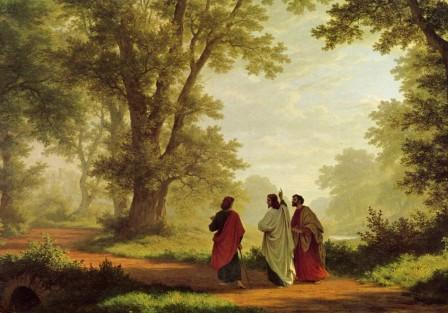 ¿No sentíamos que nos ardía el corazón mientras nos explicaba las Escrituras?
