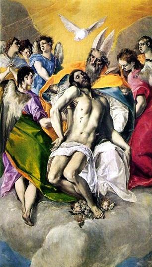 ¡A ti la gloria porque asumiste un cuerpo y con la cruz llevaste a las almas al cielo, a la casa del Padre!