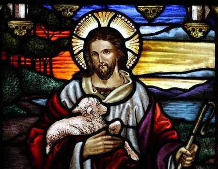 «Yo y el Padre somos uno.» Nosotros somos su pueblo y ovejas de su rebaño