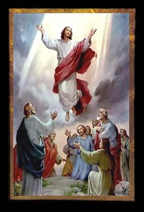 Ascensión del Señor...