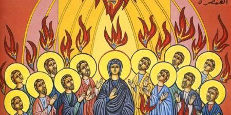 Pascua y Pentecostés: Ahora Cristo, sentado a la derecha de Dios, asegura la perenne efusión del Espíritu sobre sus hermanos