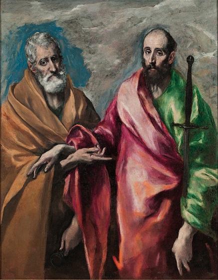 San Pedro y San Pablo (El Greco)