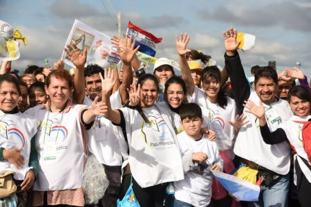 Papa y Paraguayos