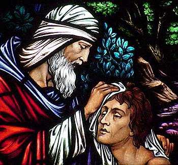 El samaritano le vendó las heridas, lo llevó a una posada y lo cuidó