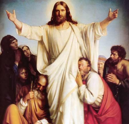 Yo soy el camino, y la verdad, y la vida. Nadie va al Padre sino por mí.