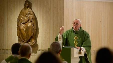 Papa Francisco exhorta en