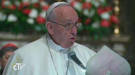 Papa Francisco en Milán