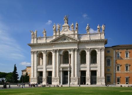 Basílica de San Juan de Letrán, en Roma