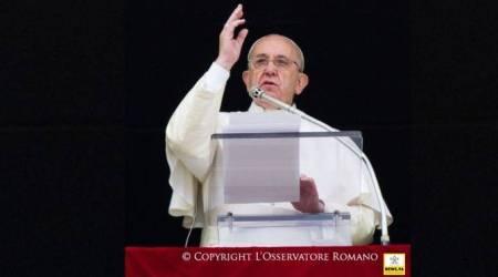 Papa Francisco en el Ángelus