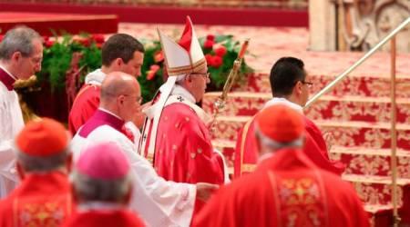 El Papa en Pentecostés...