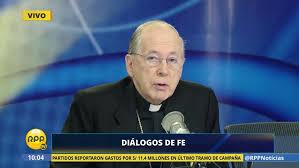 Cardenal Juan Luis Cipriani en RPP: Diálogos de fe.