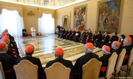 El Papa pide a los laicos