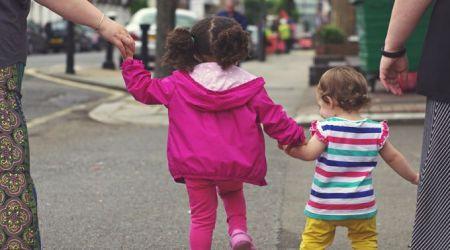 Niños adoptados por pareja homosexual