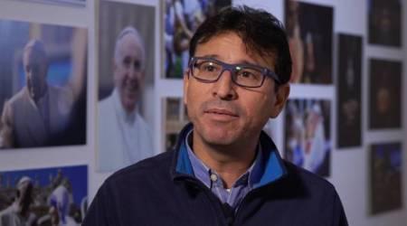 Carlos Carlos Macías, fundador del Centro de Evangelización Kerigma