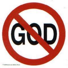 Signo de ateísmo