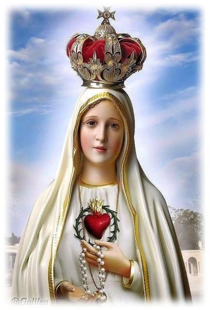 Nuestra Señora de Fátima 3